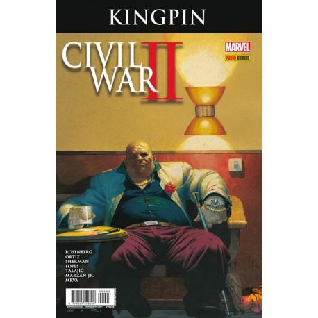 Civil War II Crossover Nº 03: Kingpin