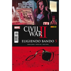 Civil war II - Eligiendo bando Nº 5