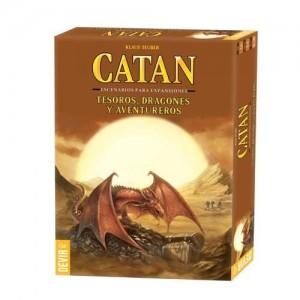 Comprar Catan - Dragones, Tesoros y Aventureros