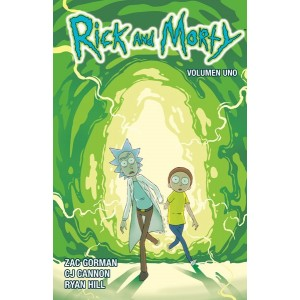 Rick y Morty Volumen 01