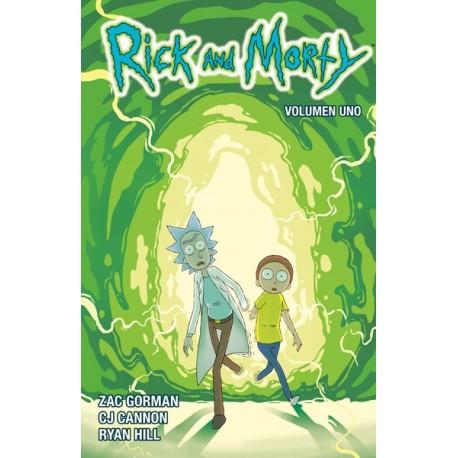 Rick y Morty Volumen 01