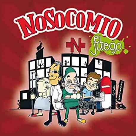 Portada Nosocomio: el juego