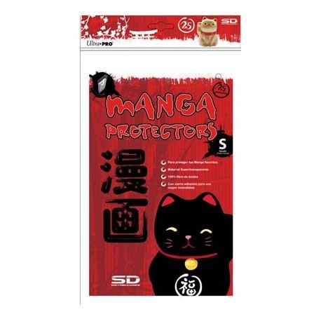 Protector de Mangas Tamaño S (25 Unidades)
