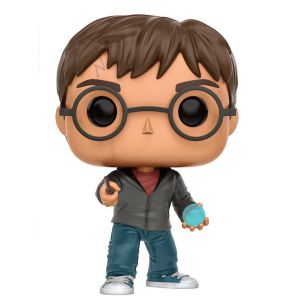 Harry Potter POP! Figura Harry Potter con profecía