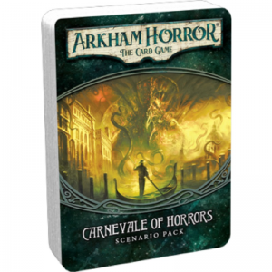 Arkham Horror LCG: Carnevale of Horrors Scenario Pack - EN