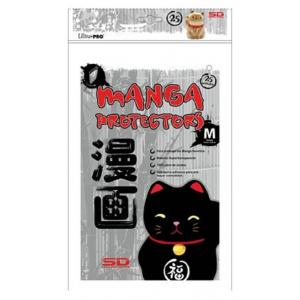 Protector de Mangas Tamaño M (25 Unidades)