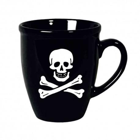 Taza Mug Calavera Pirata - Voodoo Island