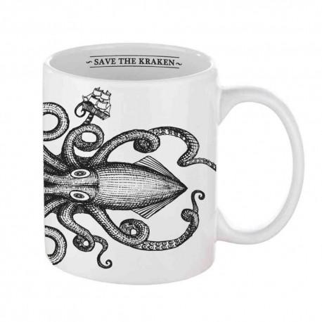 Taza Mug Kraken - Voodoo Island