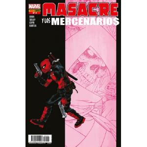 Masacre y los Mercenarios Nº 02