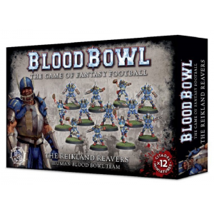 Blood Bowl - The Reikland Reavers