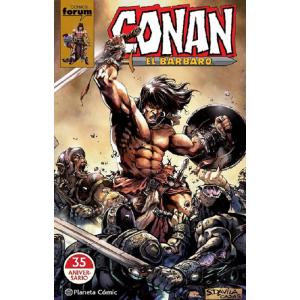 Conan el Barbaro 35º Aniversario