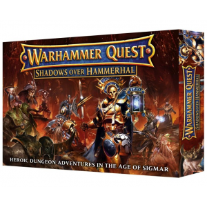 Warhammer Quest: Shadows Over Hammerhal - Español