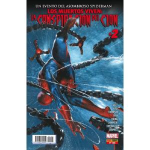 El Asombroso Spiderman 125 Los muertos viven: La conspiración del clon 2