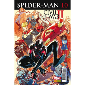 Spider-man 10 (Civil War II)