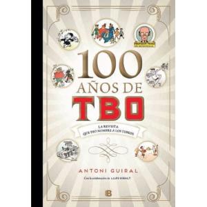100 Años de TBO, la revista que dio nombre a los tebeos
