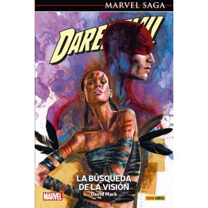 Marvel Saga Vol. 28: Daredevil 9 La busqueda de la visión