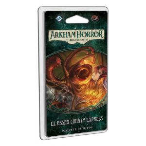 Arkham Horror: El juego de cartas - El Essex County Express
