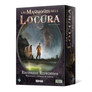 Recuerdos Reprimidos - Las Mansiones de la Locura 2ª Edición