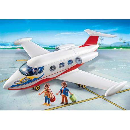 Avión de Vacaciones - 6081 - Playmobil