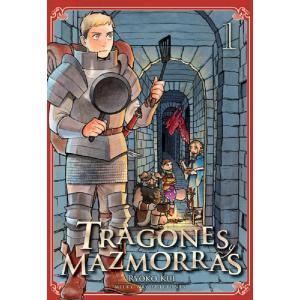 Tragones y Mazmorras Vol. 01