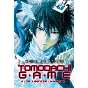 Tomodachi Game Vol. 01