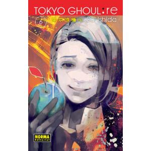 Tokyo Ghoul: Re Nº 06