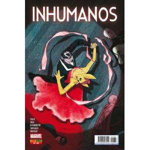 Inhumanos Nº 34