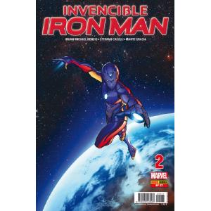 Invencible Iron Man Nº 02 / 77
