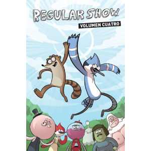 Historias Corrientes Vol. 04 (Regular Show)