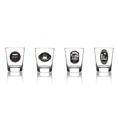 Set 4 Vasos Licor Witch - Voodoo Island