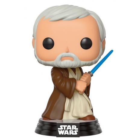 Figura Ben Kenobi Action Pose Edicion Limitada - Star Wars Pop