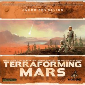 Terraforming Mars - Juego en Castellano