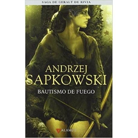 Bautismo de Fuego - Edición Coleccionista (Saga Geralt de Rivia 4)