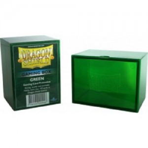 Caja Dragon Shield Verde