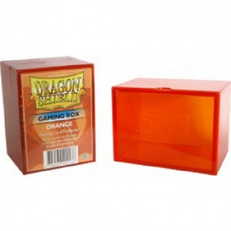 Caja Dragon Shield Naranja