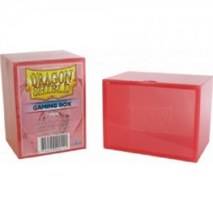 Caja Dragon Shield Rosa