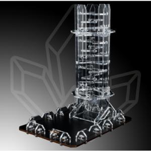 Torre de dados Crystal Twister