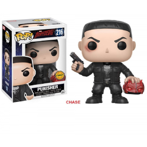 Figura Punisher Chase Limited Edition - Daredevil POP!