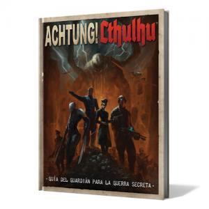 Guía del Guardián para la Guerra Secreta - Achtung! Cthulhu