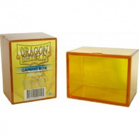 Caja Dragon Shield Amarilla