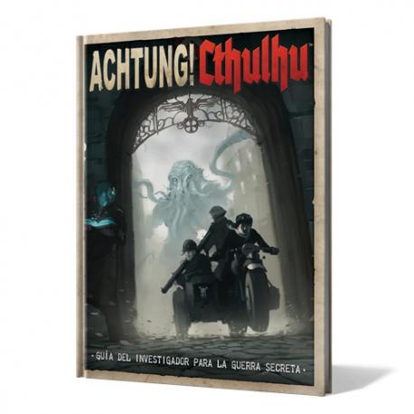 Guía del Investigador para la Guerra Secreta - Achtung! Cthulhu