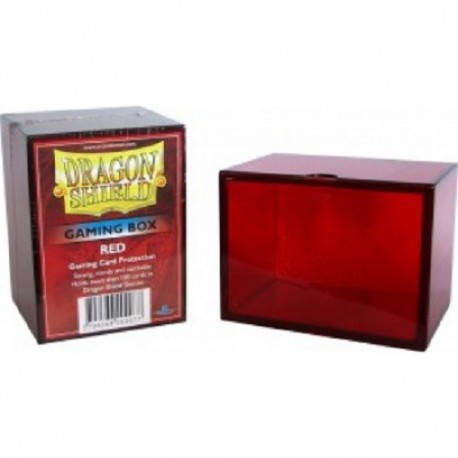 Caja Dragon Shield Roja