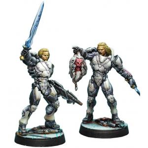 Achilles V2 (Hoplite Armor) 10th Anniversary Limited Edition