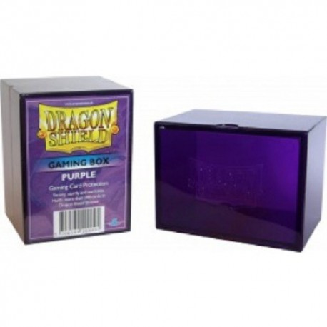 Caja Dragon Shield Morada
