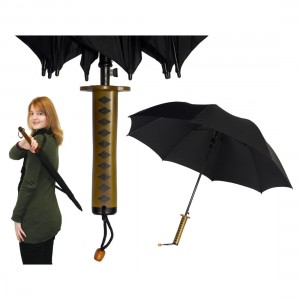 Paraguas ninja