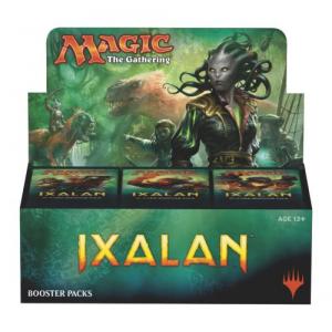 Magic TG - Caja de sobres Ixalan - Inglés