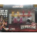 Zombicide: Moustache Pack 2
