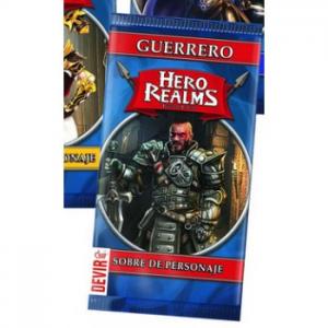 Hero Realms - Sobre de Personaje - Guerrero