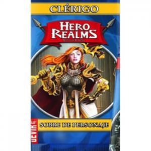 Hero Realms - Sobre de Personaje - Clérigo