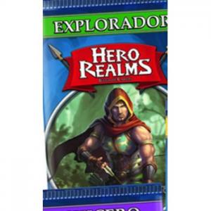 Hero Realms - Sobre de Personaje - Explorador